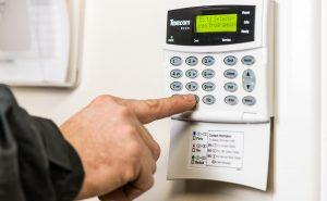 Newmarket burglar alarm installers